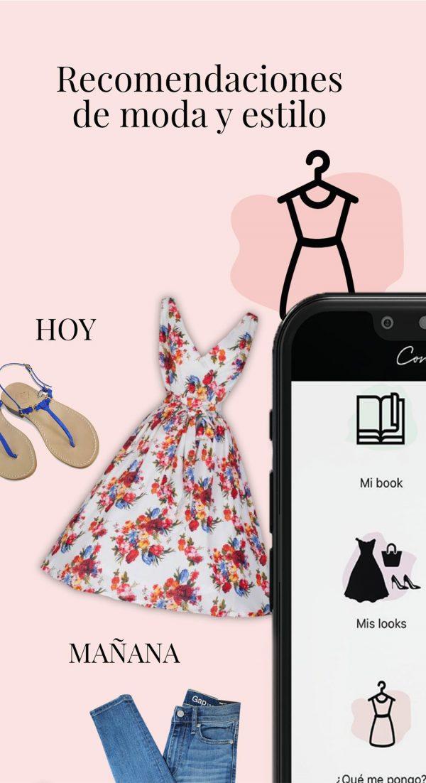 recomendaciones de moda y estilo