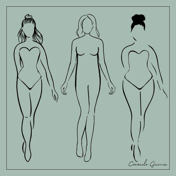 asesoría de imagen personal online tipos de cuerpo de mujer 01