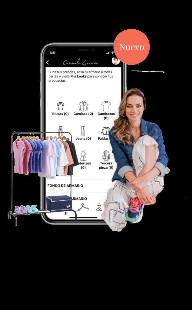 asesora de imagen y personal shopper